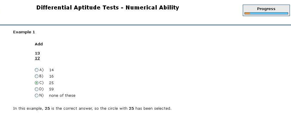 Differential aptitude tests for personal and career assessment.